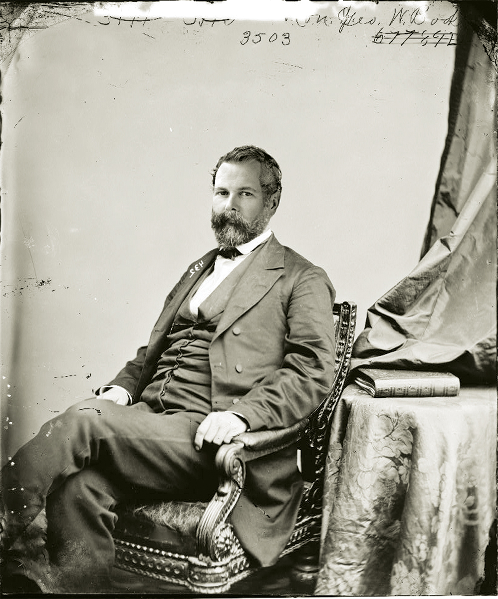 Hon. George Booker