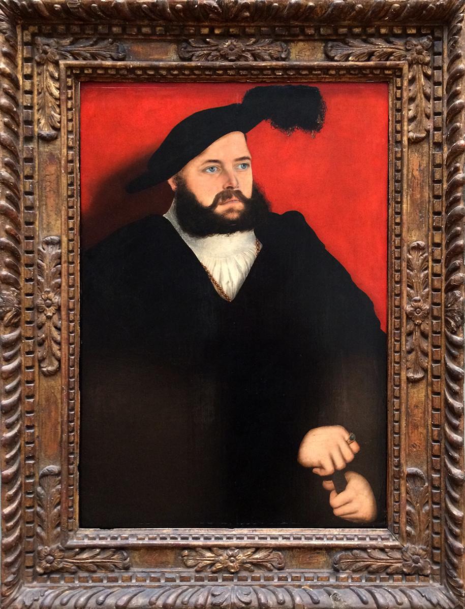 Johann der Jüngere, Erbprinz vonSachsen