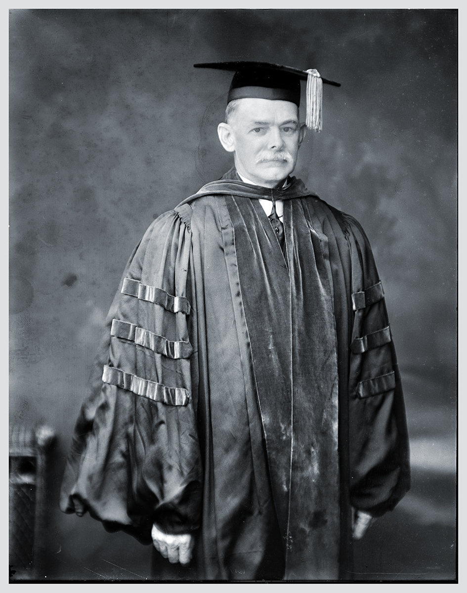 Professor William M. Thornton