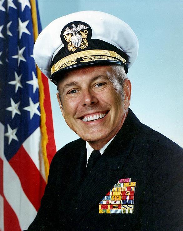 Admiral E. R. Zumwalt