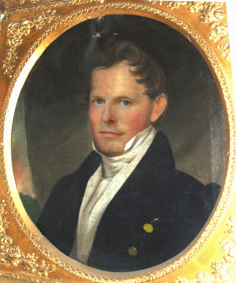 Nicholas Meriwether Lewis