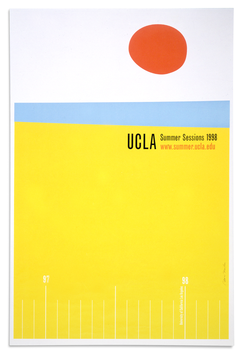 Sean Adams, UCLA Summer Sessions, 1998