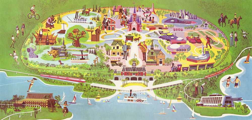 Superior Magic Kingdom 1970