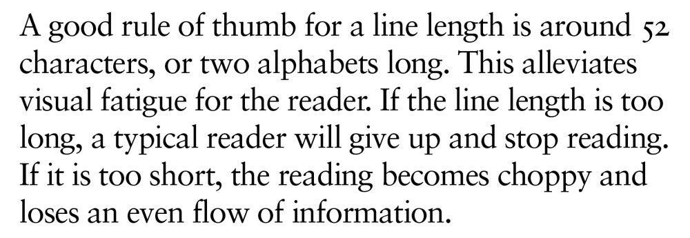Line Length