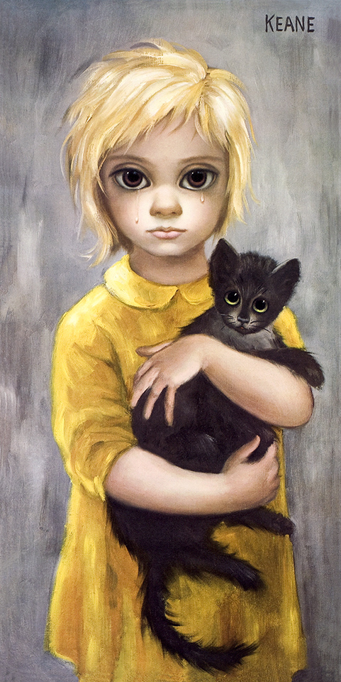 Margaret Keane, The Stray
