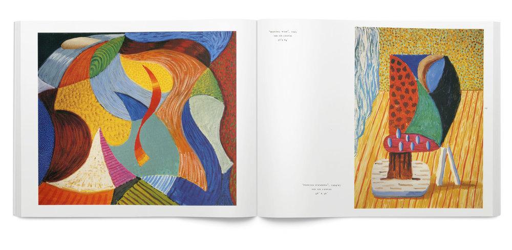 David Hockney: Some Very Large Paintings
