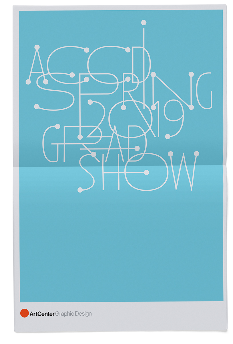 ArtCenter Grad Show SP19 b