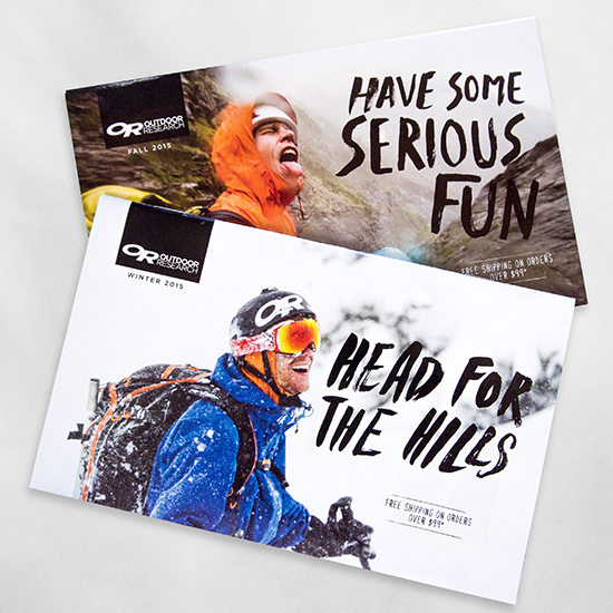 Outdoor Research Consumer Catalog