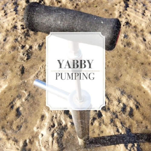 Yabby Pumping by Alexander Gastrell (November 2016)