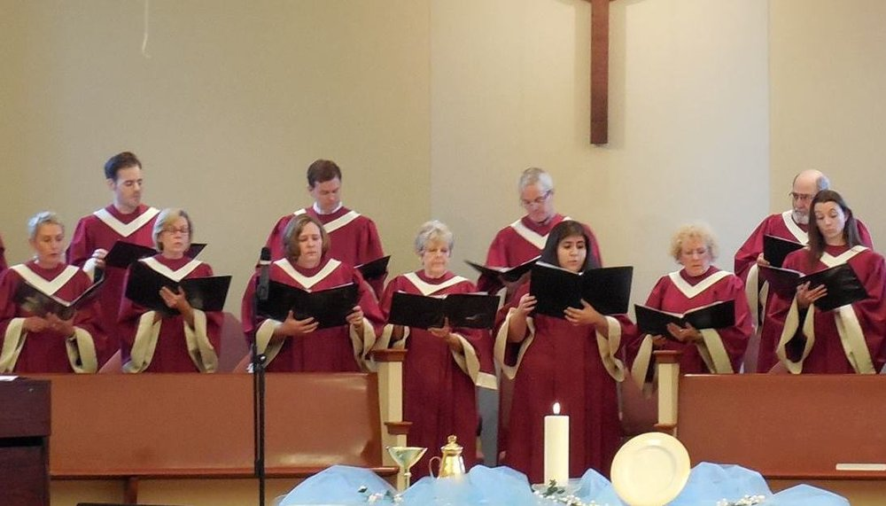 REHEARSALS & OPPORTUNITIES - The choir meets Sunday mornings from 8:15-9:15am August through May. We also gather at 10:00am prior to the 10:30 service. There are no auditions required to join the choir. All are welcome.When the choir is on hiatus on the summer, and at other opportune times during the year, members of the choir and congregation are encouraged to participate in worship by singing or playing a musical instrument.If you have questions about the Trinity Music Program or are interested in participating, please contact the Director of Music/Pianist at 918.369.3690 or music@trinitychurchbixby.org.