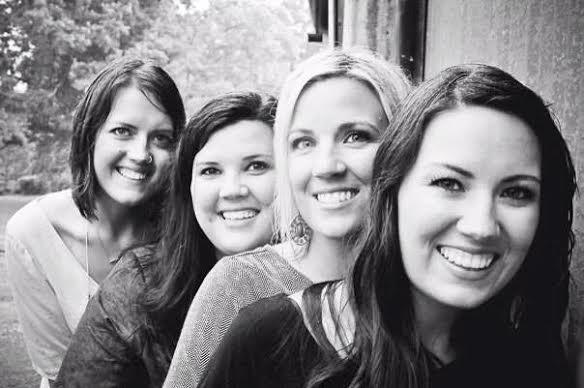 (L-R: Lexi, Erica, Hannah, Me)