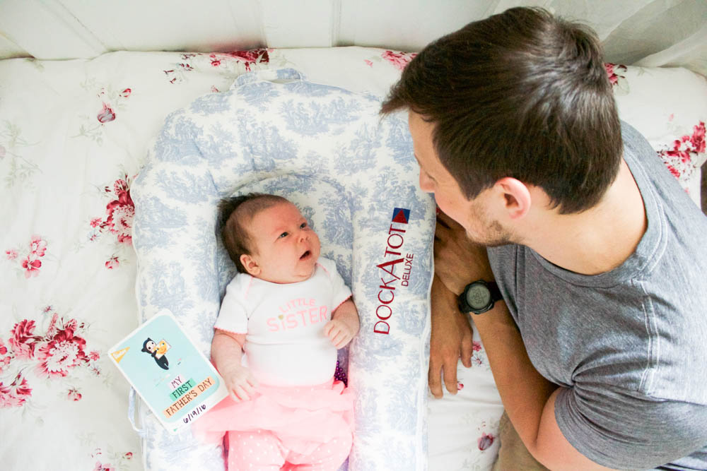 My Baby's First Father's Day: With Milestone Baby
