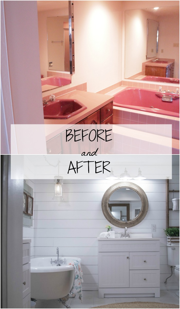 complete bathroom makeovers complete bathroom makeover with lowes tessa kirby 12412