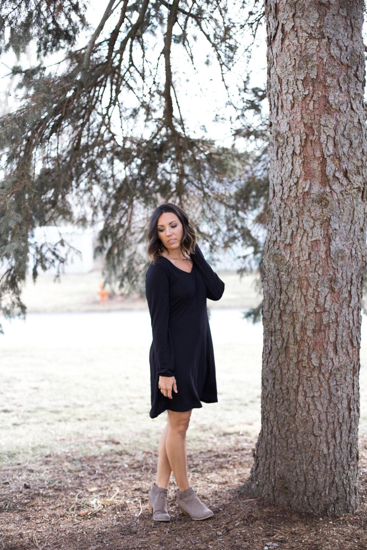 Little Black Dress — tessa kirby