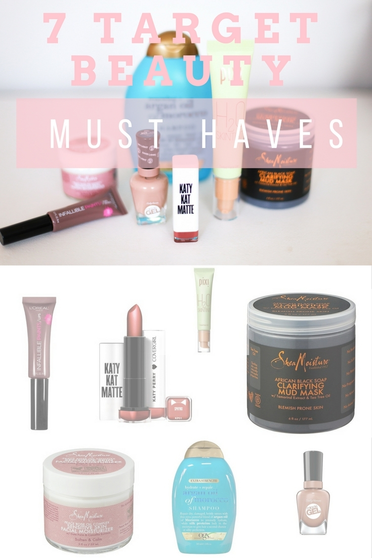 7 Target Beauty Must Haves