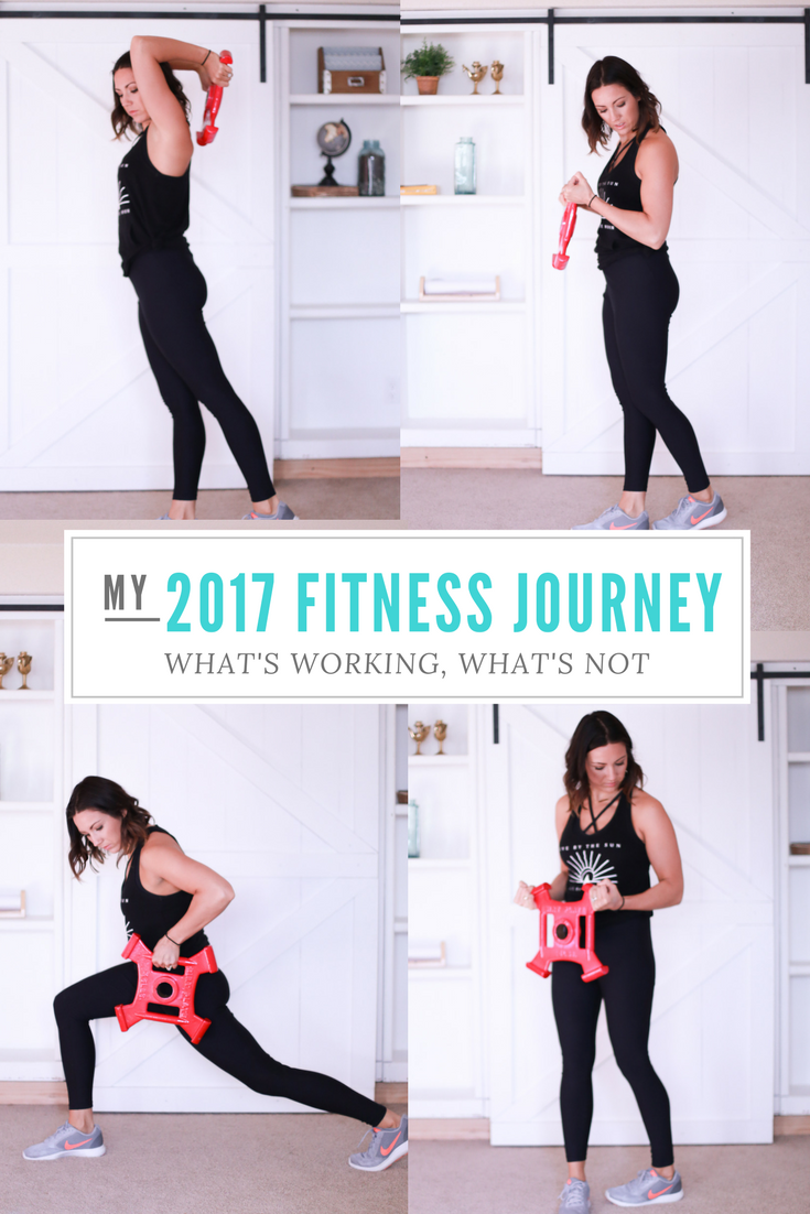 My 2017 Fitness Journey: What's Working, What's Not