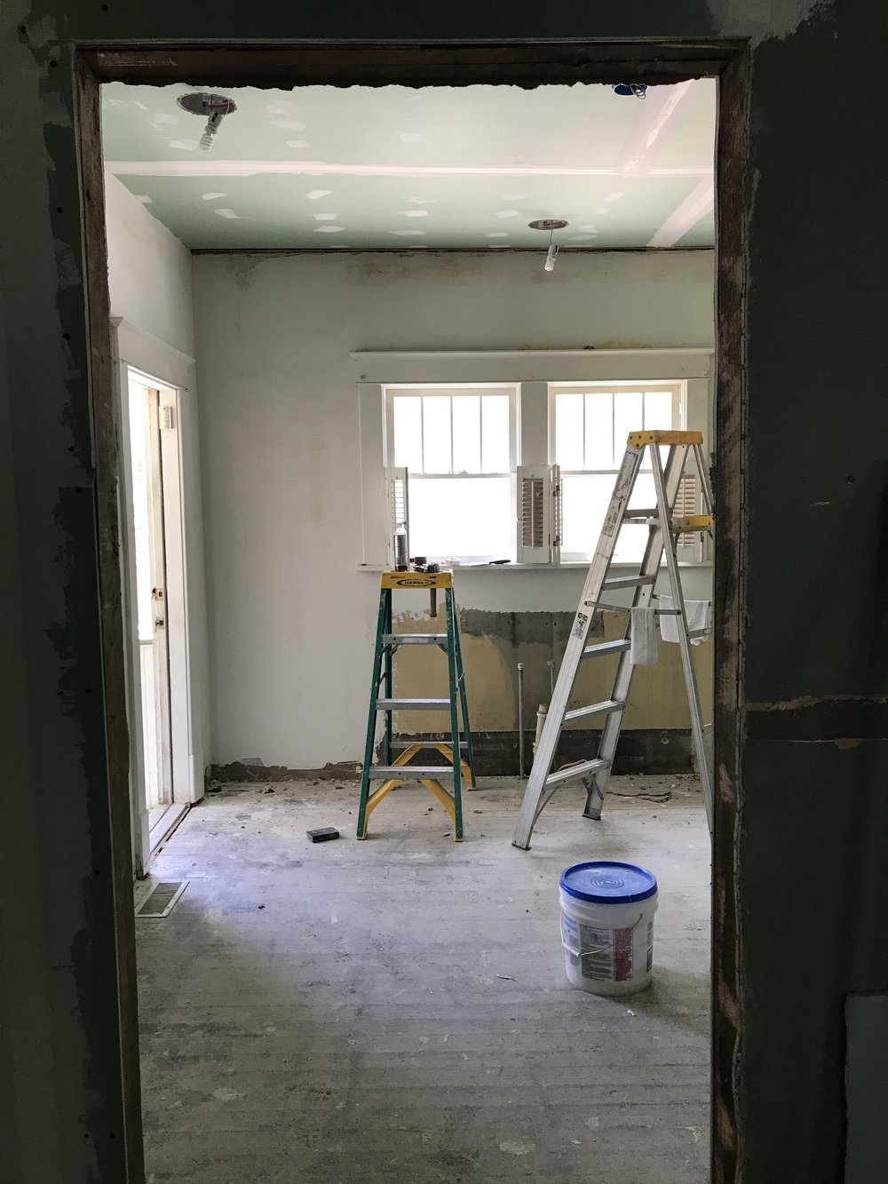 Flip House Update: We're Making Progress