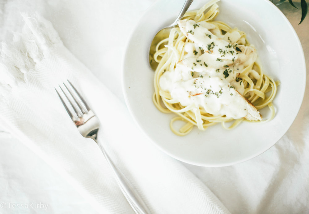 The Alfredo Sauce That Tastes Just Like Olive Garden