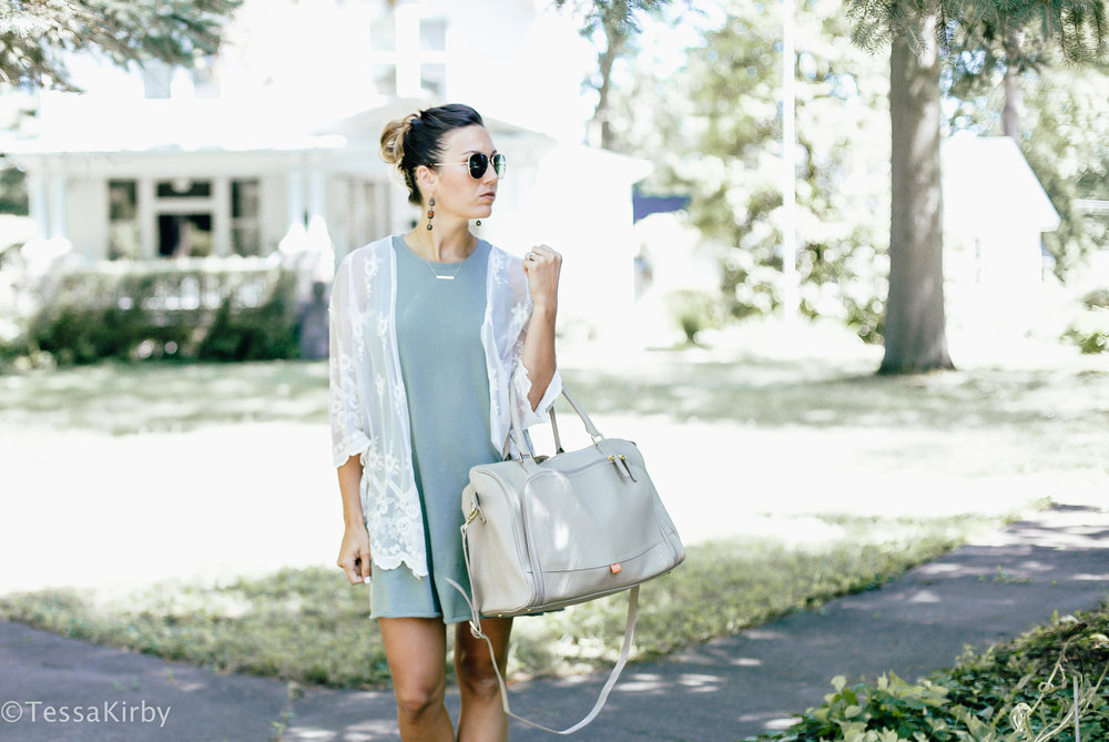Diaper Bag Crush