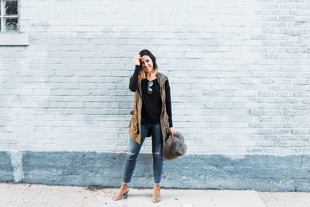 Mom Style: Fall Fashion Finds