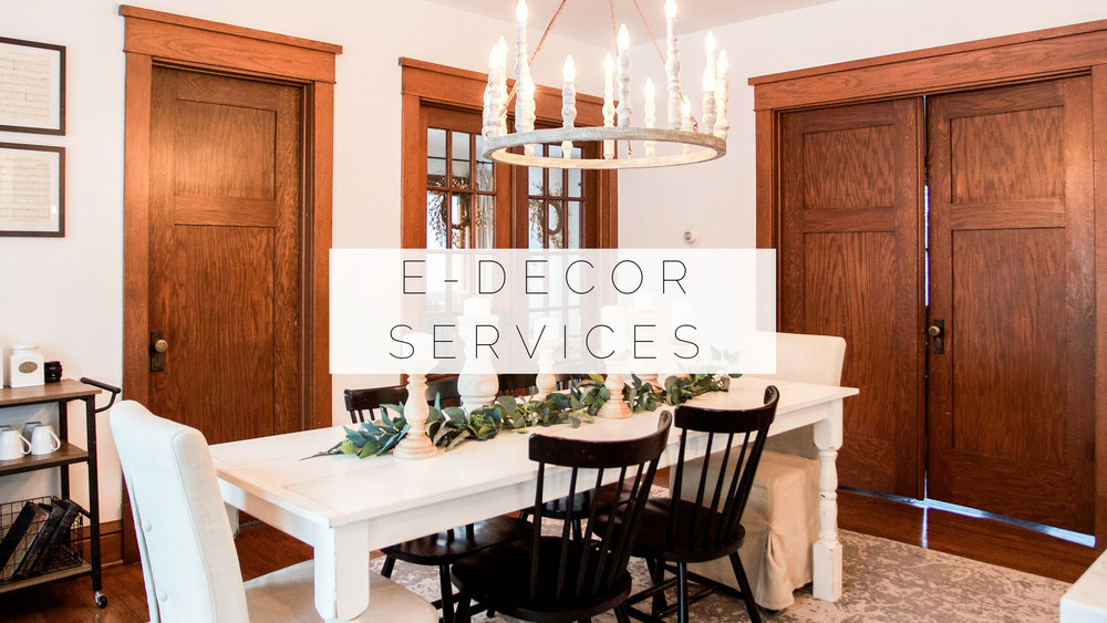 e-decor services