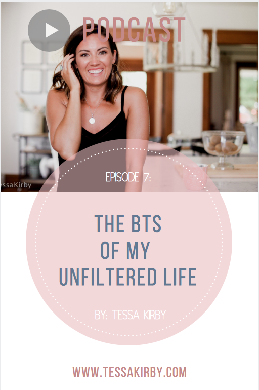 Ep. 7: The BTS Of My Unfiltered Life
