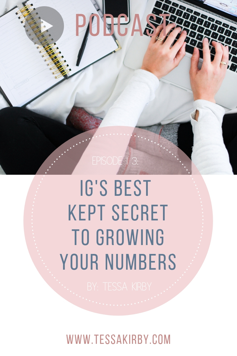 IG's Best Kept Secret To Growing Your Numbers