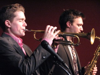 Tony Glausi & Josh Hettwer / photo by Robert Sposato