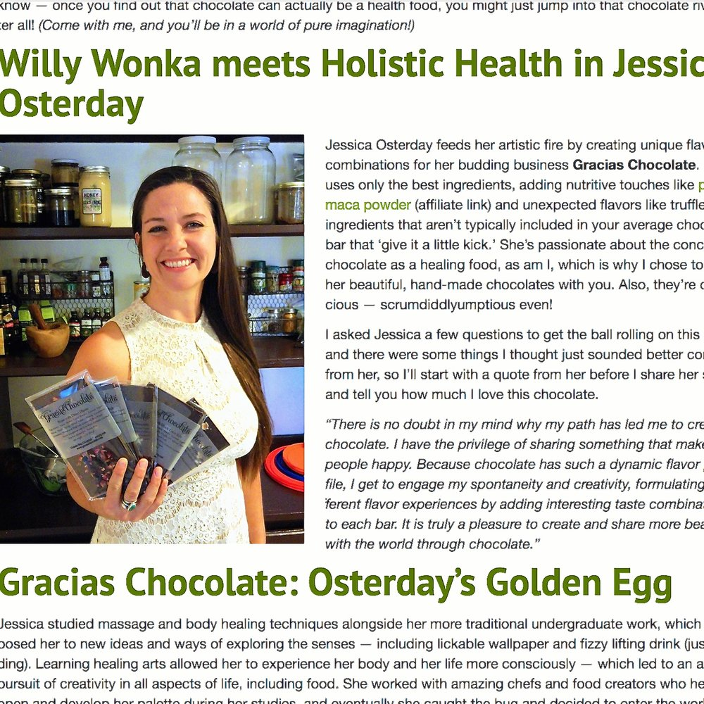 Cultivated Wellbeing: Indie Chocolatier Gives Willy Wonka a Run for his Money