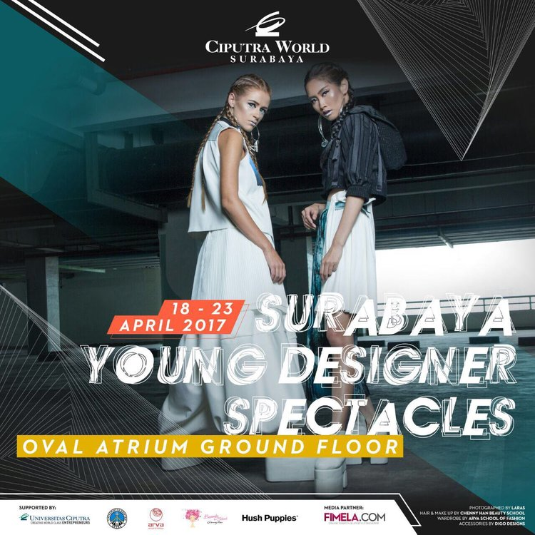 Surabaya Young Designer Spectacles Arva School Of Fashion
