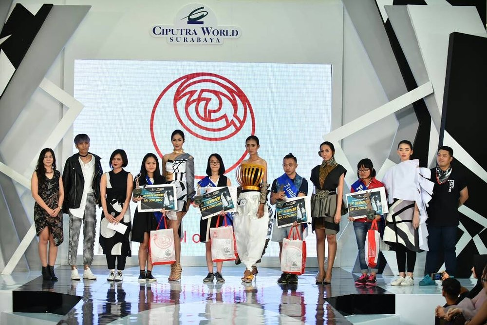 juara junior fashion designer competition