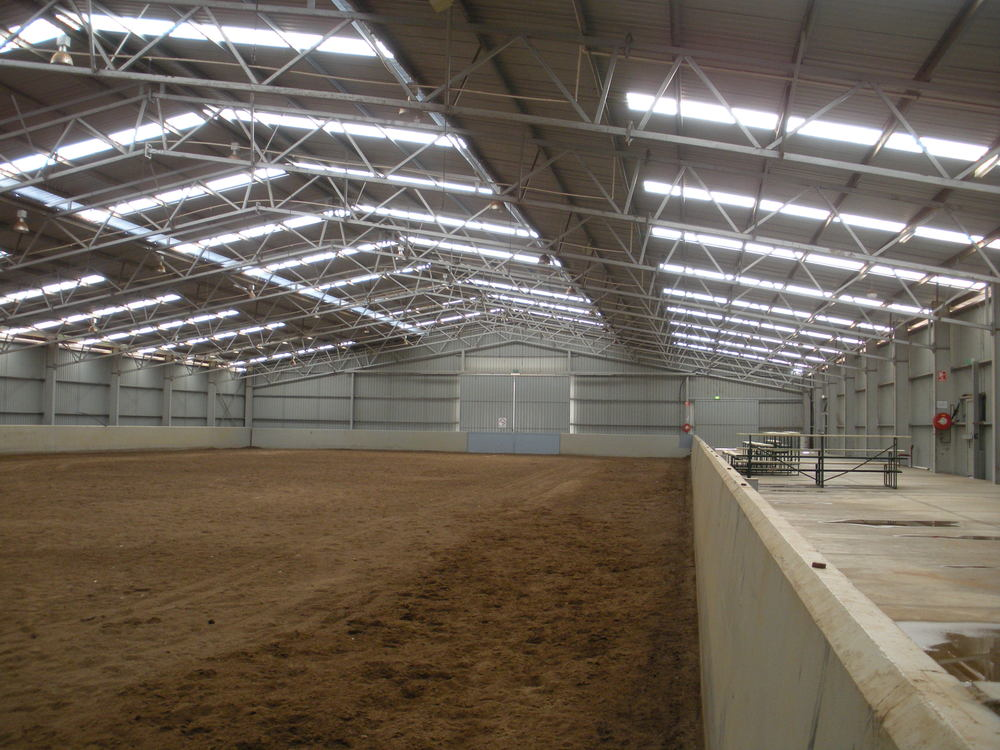 Indoor Arena No.2