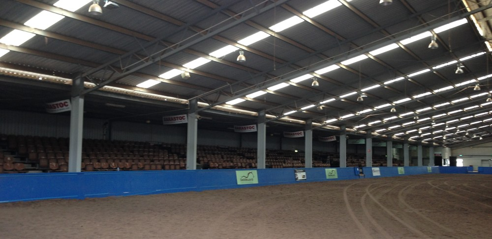 Indoor Arena No.1