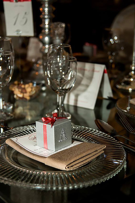 Place cards, thank you note: mexican colonial wedding, elegant and classy