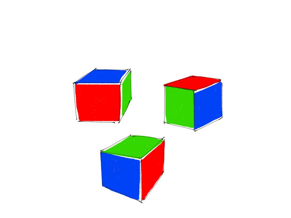 Modular Cubots