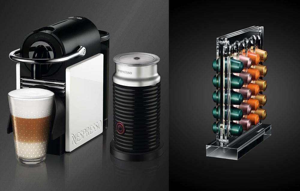Nespresso maker+capsules.png