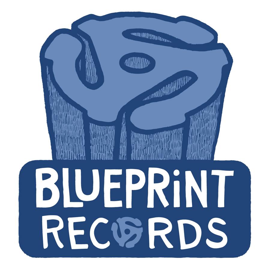 Logo Refresh, 2014  Blueprint Records
