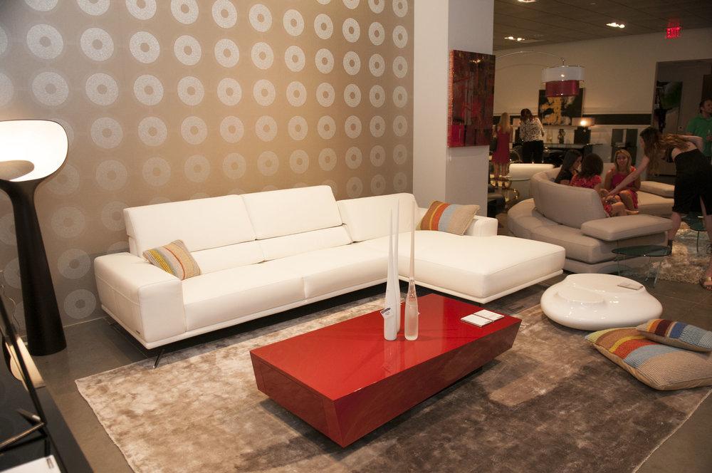 Scottsdale Modern Luxury Magazine - Roche Bobois' 10-Year Anniversary Event