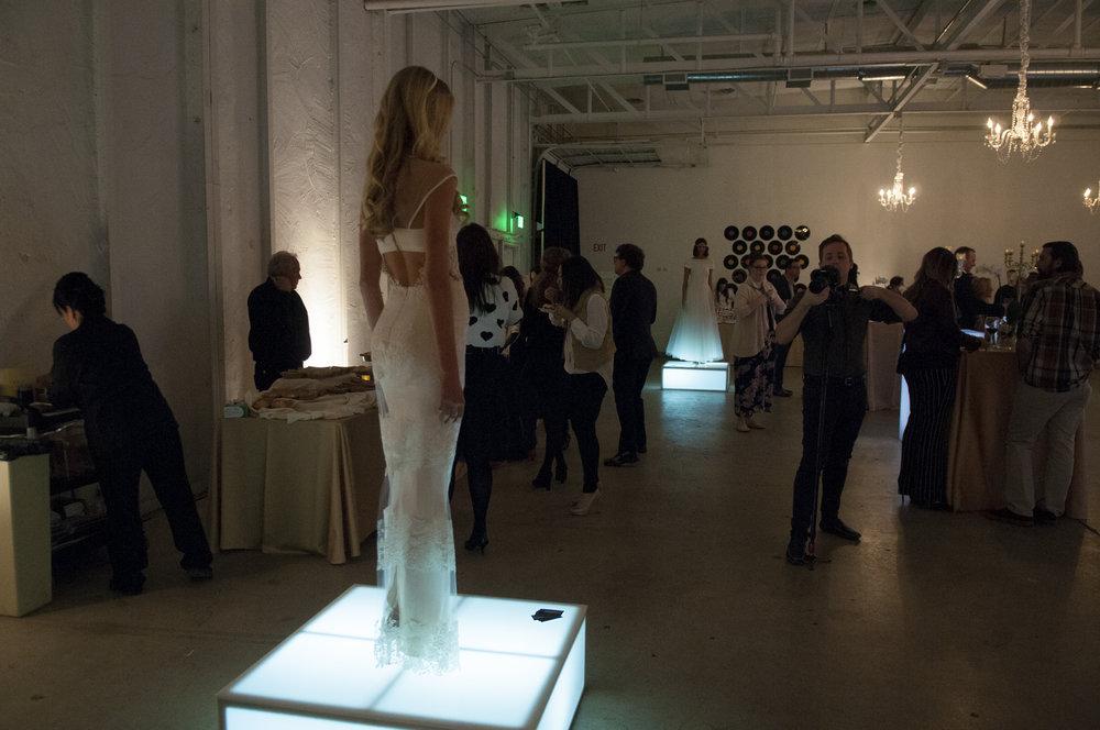 Scottsdale Modern Luxury - Here Come the Brides! Event - The Croft Downtown Phoenix, AZ