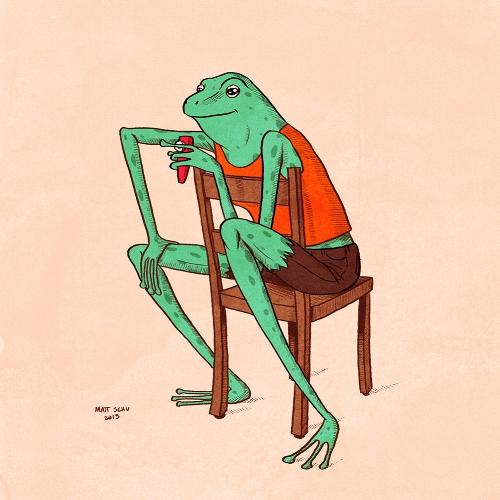 Kazoo Frog