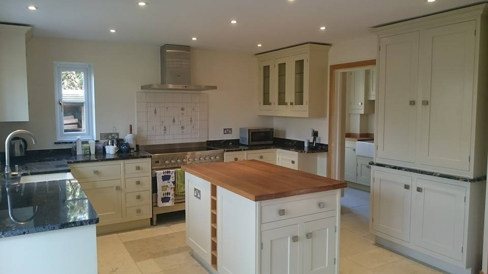 Craig Brooks Painting & Decorating - Kitchen unit decoration