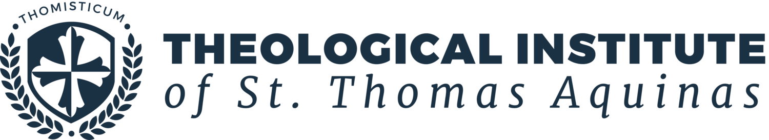 THOMISTICUM - The Theological Institute of St. Thomas Aquinas