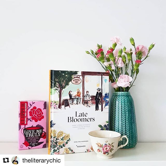 💐 #Repost @theliterarychic : Quirky short stories about overachievement, loneliness and dissatisfaction - a collection that makes you pause and reflect. Two thumbs up😍 . . #latebloomers #eveliinanieminen #book #books #bookish #kirja #reading #instareads #instabook #igreads #bibliophile #literature #bookworm #booklover #bookphotography #bookstagram #booksofinstagram #kosmoskirjat #latebloomersbook