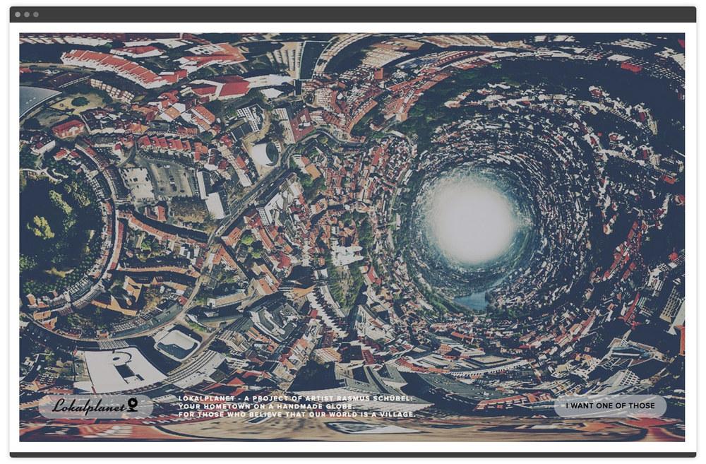 lokalplanet.de ist ein Projekt des Designers Rasmus Schuebel