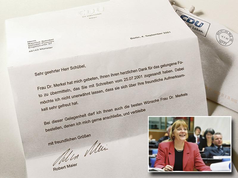 Da war sie noch 'DIE VORSITZENDE' : Frau Dr. Angela Merkel im WCC Bonn