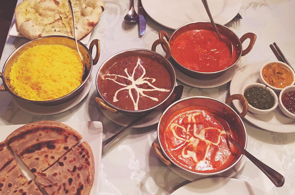 Ph kashmir indian restaurant bisperas - Kashmir indian cuisine ...