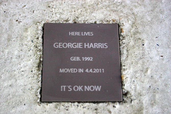 It's OK Now - Georgie Louise Harris