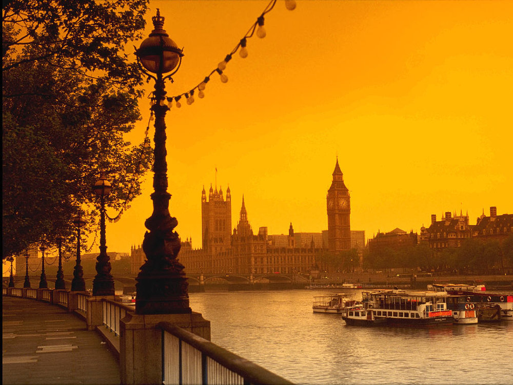 London Summer 2017 - Thames
