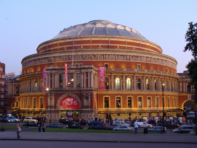 The course will take place close to the Royal Albert Hall and sessions will finish in time for attending most of the BBC Proms concerts of that week. -
