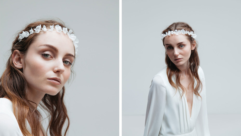 Silk-flower-wedding-headband